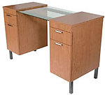 Salon Manicure Tables: 01-973-48