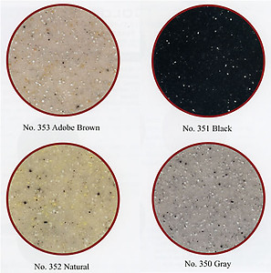 25-Marble Products Granite Color Chart