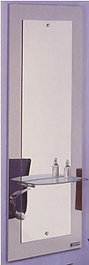 Wall Mounted Salon Styling Stations: 18-ST013