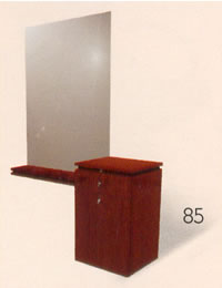 Collins QSEp Wall-Mounted Styling Station 01-402-48