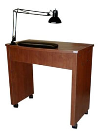Salon Manicure Tables: 01-5517-32