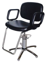 Collins QSE Hydraulic Salon Styling Chair 01-1800S