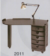 Salon Manicure Tables: 19-2011