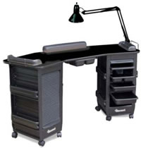 Dina Meri Baya Manicure Table 28-392