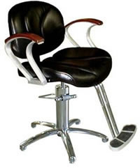 Collins Belize Hydraulic Salon Styling Chair 01-5500S