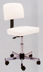 Pibbs Stool w/ Adjusting Backrest 19-648