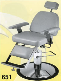 Barber Chairs: 19-651