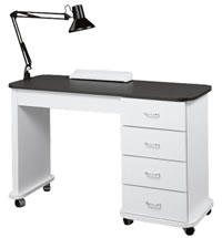 Salon Manicure Tables: 01-700-46