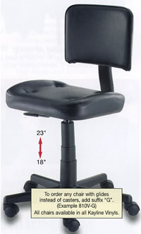 Kayline All Purpose Contoured Chair 50-803V