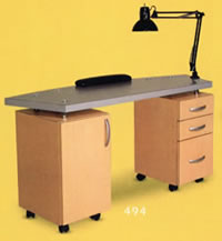 Collins SOHO Loft Nail Table 01-804-60
