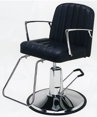 Paragon Styling Chair w/ Round Base 22-9002-03