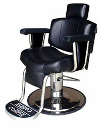 Barber Chair: 01-9010