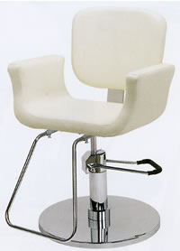 Paragon Styling Chair w/ Round Base 22-9015-11