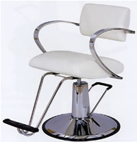 Paragon Styling Chair w/ Round Base 22-9022-03