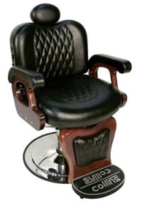 Barber Chair: 01-9050