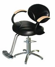 Collins Silhouette Hydraulic Salon Styling Chair 01-9100S