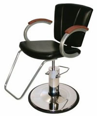 Collins Vanelle SA Hydraulic Salon Styling Chair 01-9701