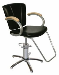Collins Vanelle SA Hydraulic Salon Styling Chair 01-9701S