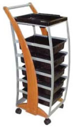 B&S Hair Styling Trolley 52-CSH2767
