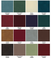 17-Jeffco Upholstery Finishes