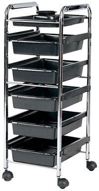 Salon Carts: 30-FS-BT6