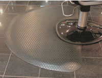 Salon Floor Mat: 39-Moontred
