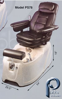 Pibbs Tuscany Pipeless Pedicure Spa 20-PS78