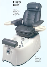 Pedicure Spa: 20-PS80A