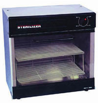 B&S Sterilizer (2 Level) 52-D389