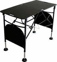 Massage Tables: 02-Portable Taping Table
